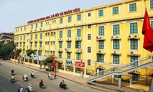 Trường ĐH Khoa học Xã hội và Nhân văn (ĐHQG Hà Nội) tuyển sinh 2019
