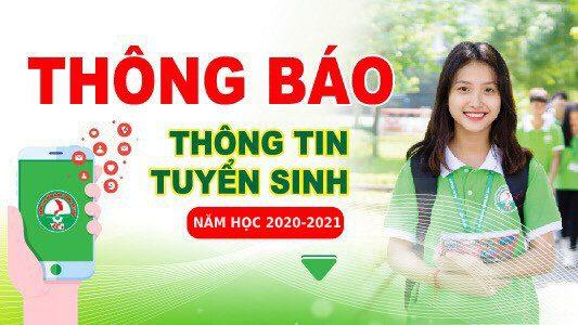 TRƯỜNG CAO ĐẲNG CÔNG THƯƠNG VIỆT NAM TUYỂN SINH NĂM HỌC 2020
